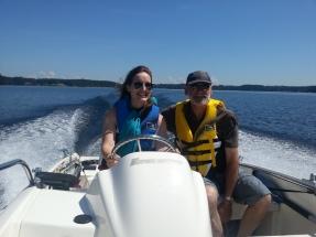 Andrew's Boat