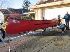 Freighter Canoe 1